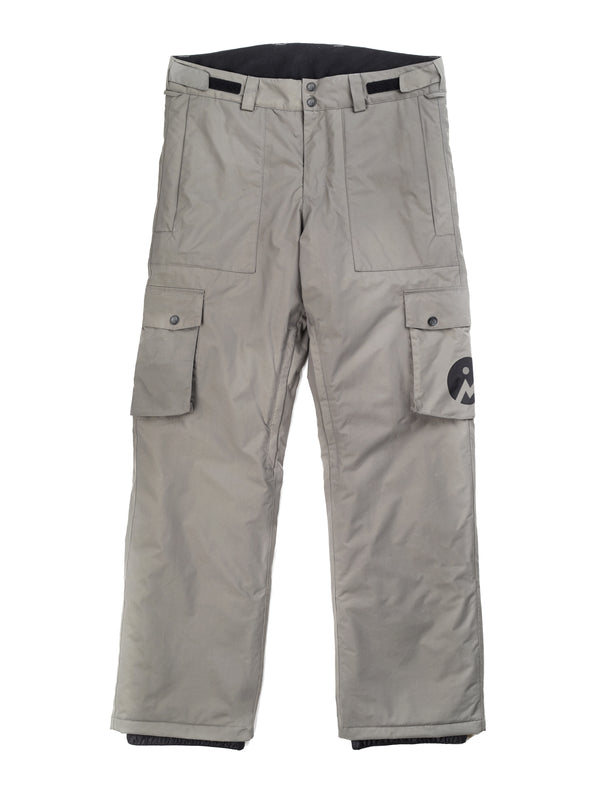 FAM Clothing blackout pant is a fitted snowboard pant