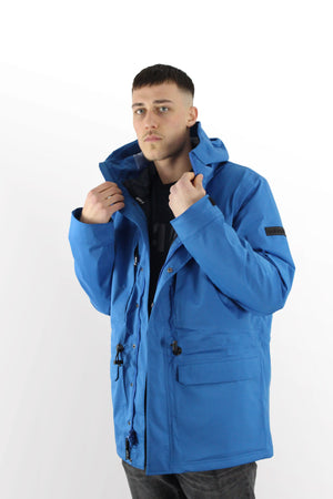 Transitional Dual Layer Parka