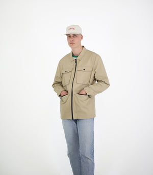 Shacket / Khaki