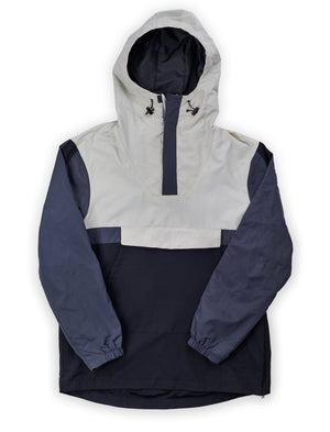 JACKETS - Panelled Anorak / Anthracite