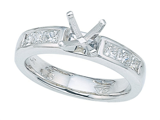 Karina B Princess Diamonds Engagement Ring