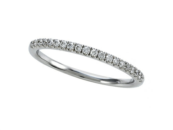 Finejewelers Diamond Round Pave Band