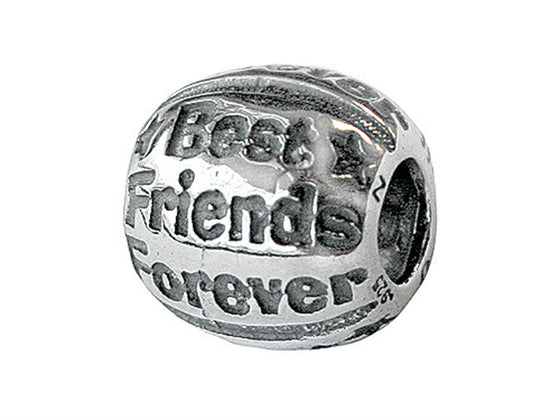 Zable Best Friends Forever Bead / Charm