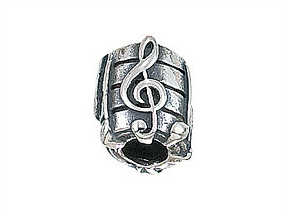 Zable Sheet Music Pandora Compatible Bead / Charm