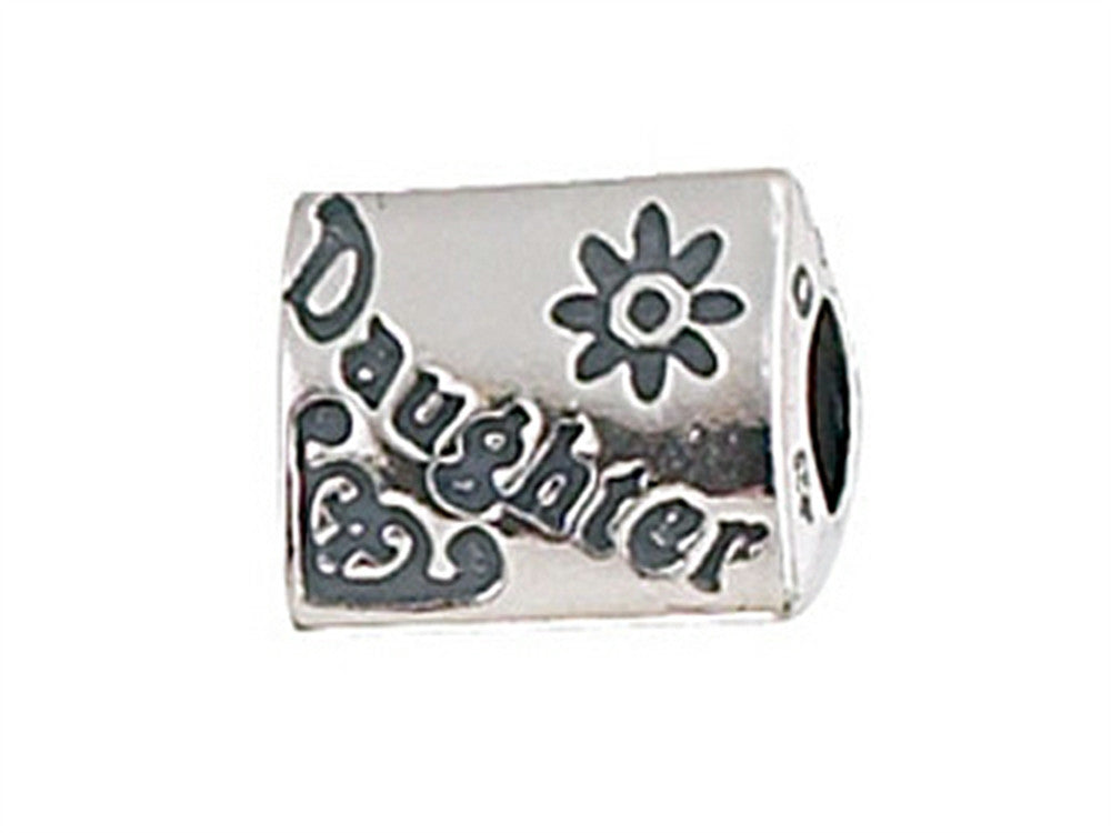 Zable Daughter Pandora Compatible Bead / Charm