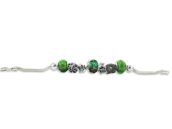 Zable Gardening and Nature Theme Bracelet Bead / Charm