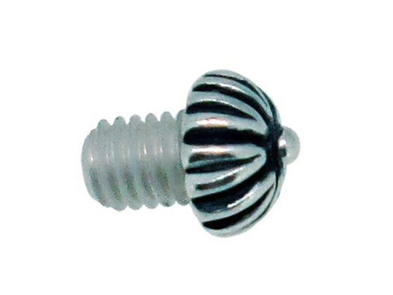 Zable Sterling Silver Screw Replacment for Bead Ring (BZB70)