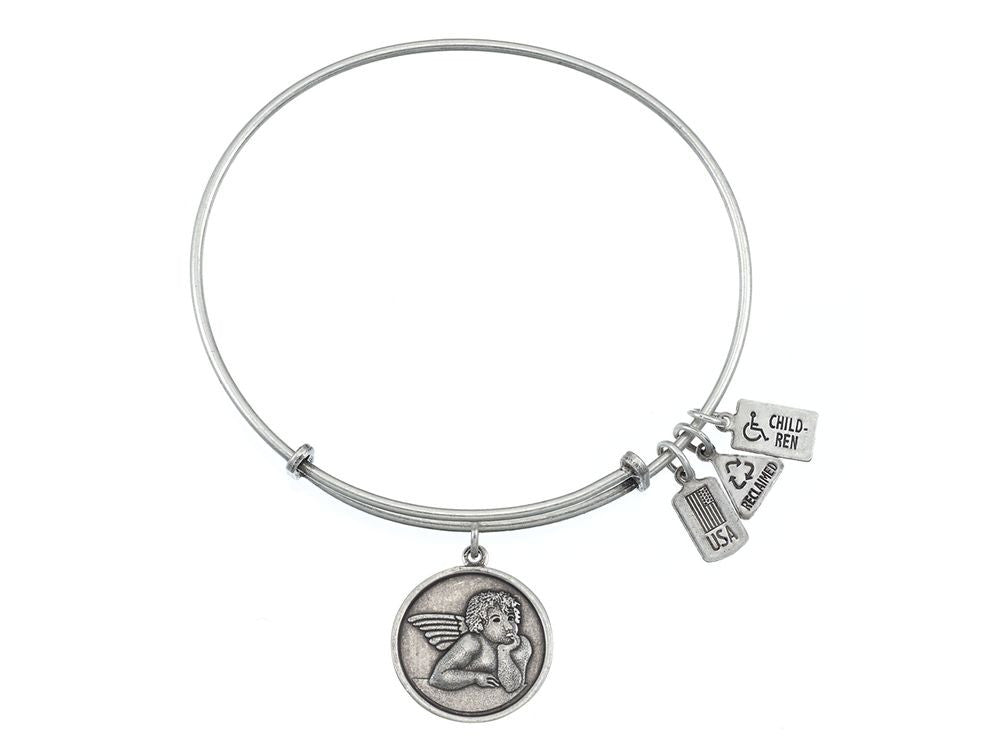 Wind And Fire Expandable Bangle Raphael Angel