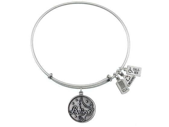 Wind And Fire Expandable Bangle Believe