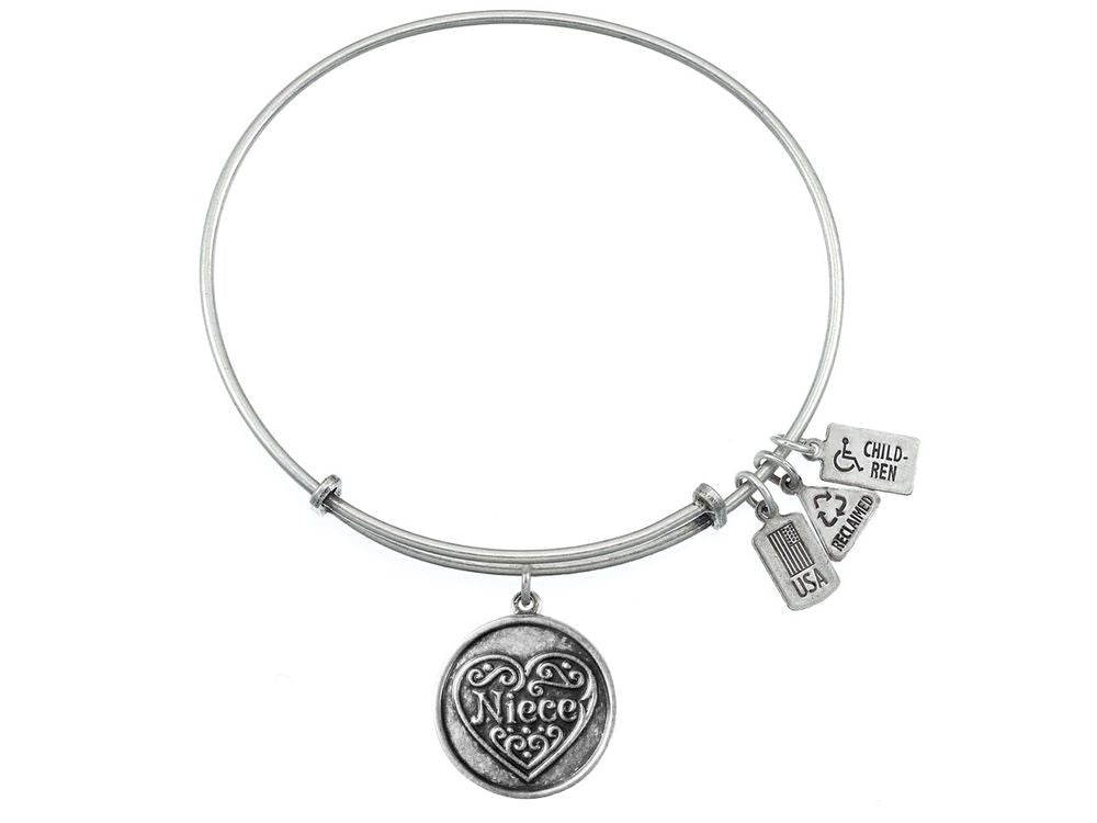 Wind And Fire Expandable Bangle Niece
