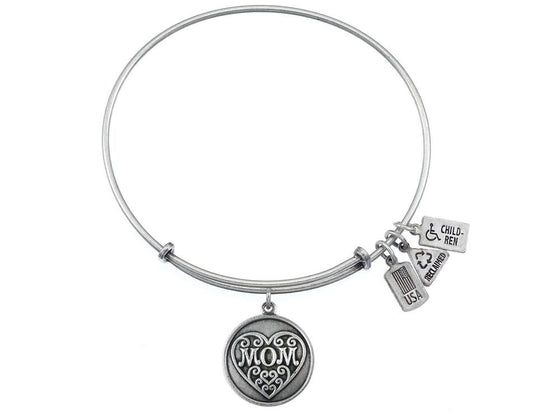 Wind And Fire Expandable Bangle Mom