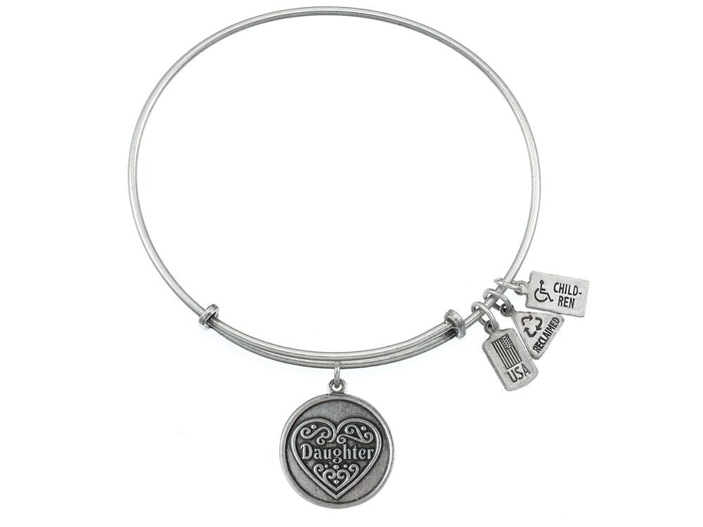 Wind And Fire Expandable Bangle Daughter
