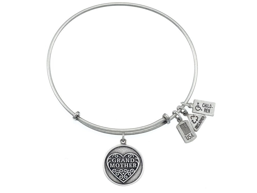 Wind And Fire Expandable Bangle Grandmother