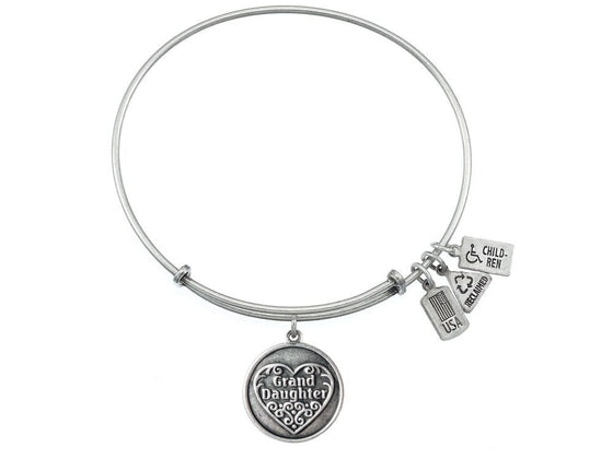 Wind And Fire Expandable Bangle Granddaughter