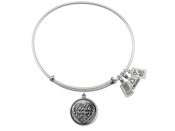 Wind And Fire Expandable Bangle Godmother