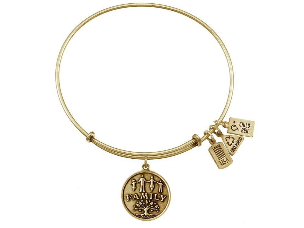 Wind And Fire Expandable Bangle Family