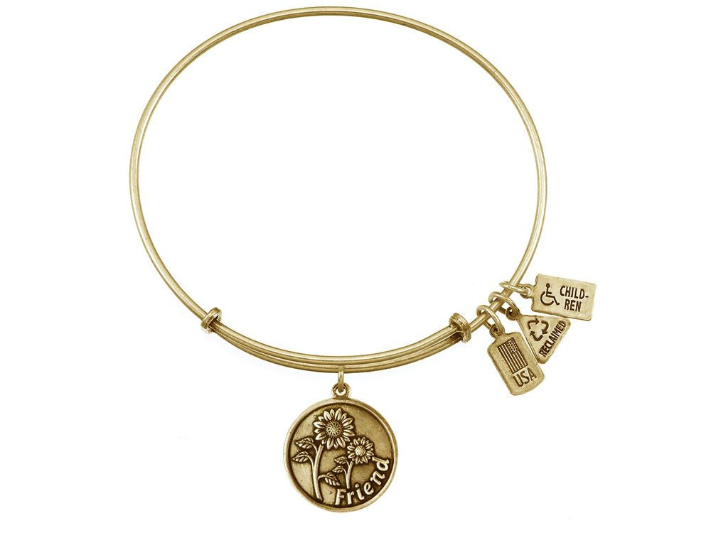 Wind And Fire Expandable Bangle Friend