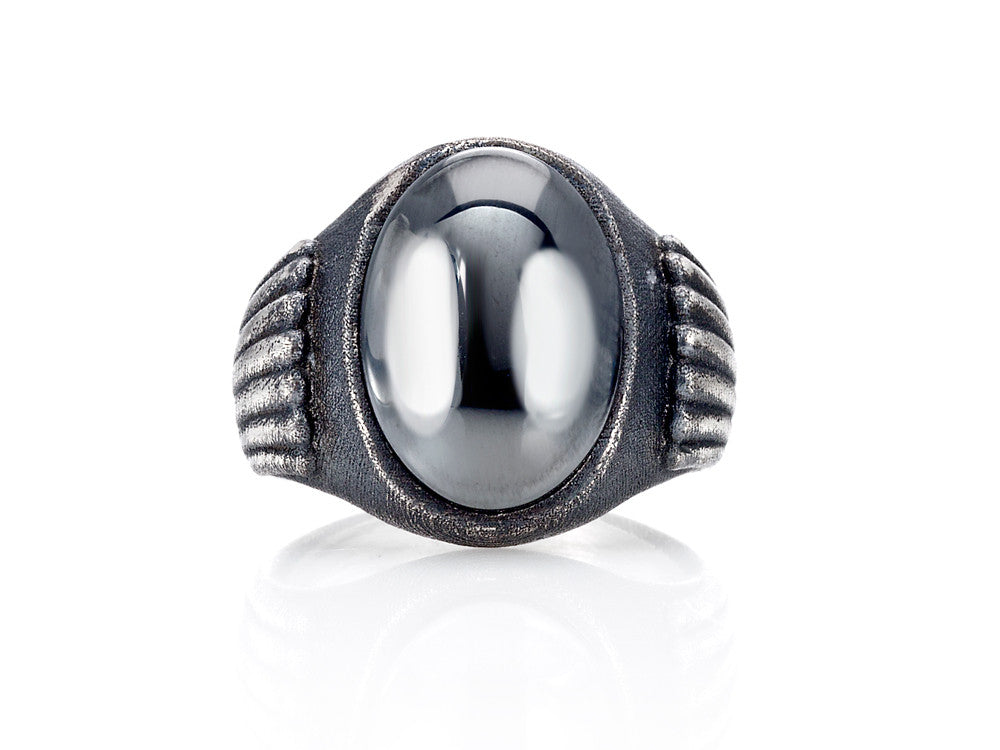 Mariano Di Vaio - Sterling Silver Flying Ring