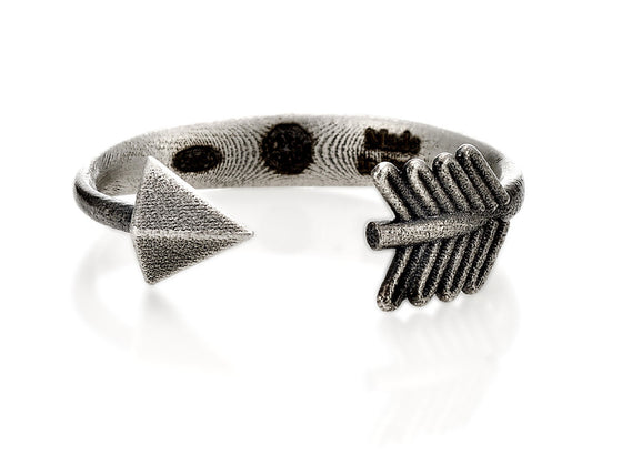 Mariano Di Vaio - Sterling Silver Arrow Ring