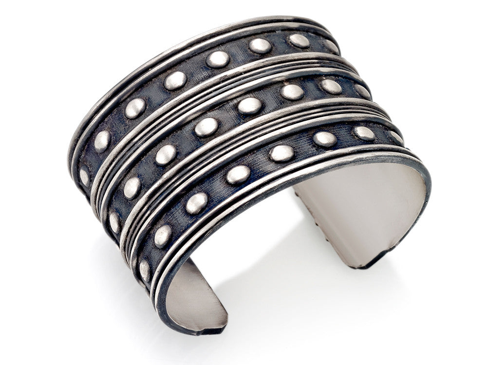 Mariano Di Vaio - Sterling Silver Studs Bracelet