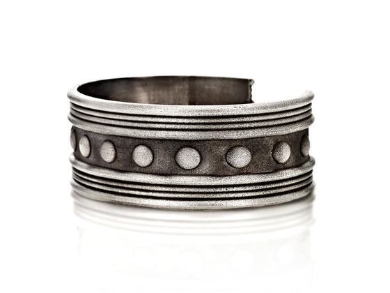 Mariano Di Vaio - Sterling Silver Light Studs Bracelet