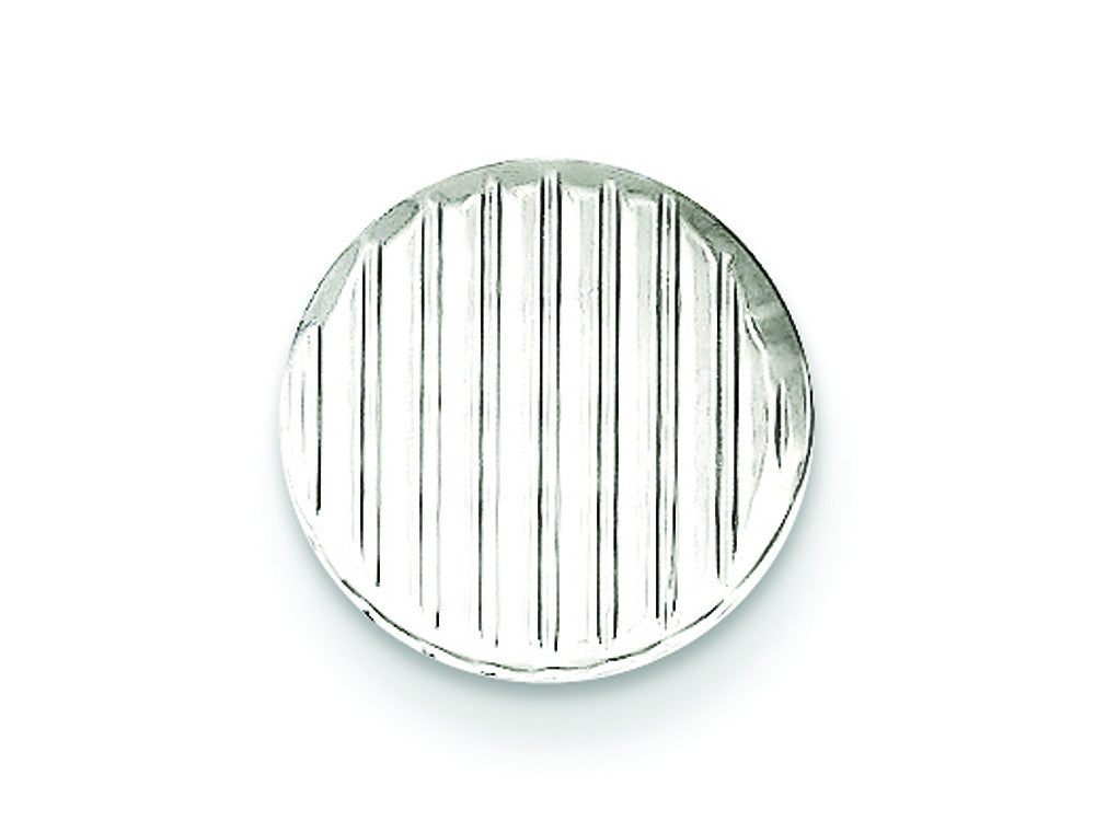 Sterling Silver Tie Tac
