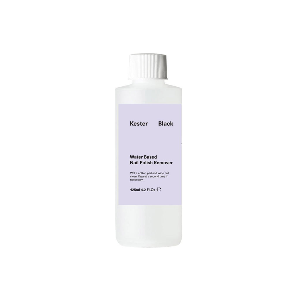 Kester Black Water Based Nailpolish Remover
