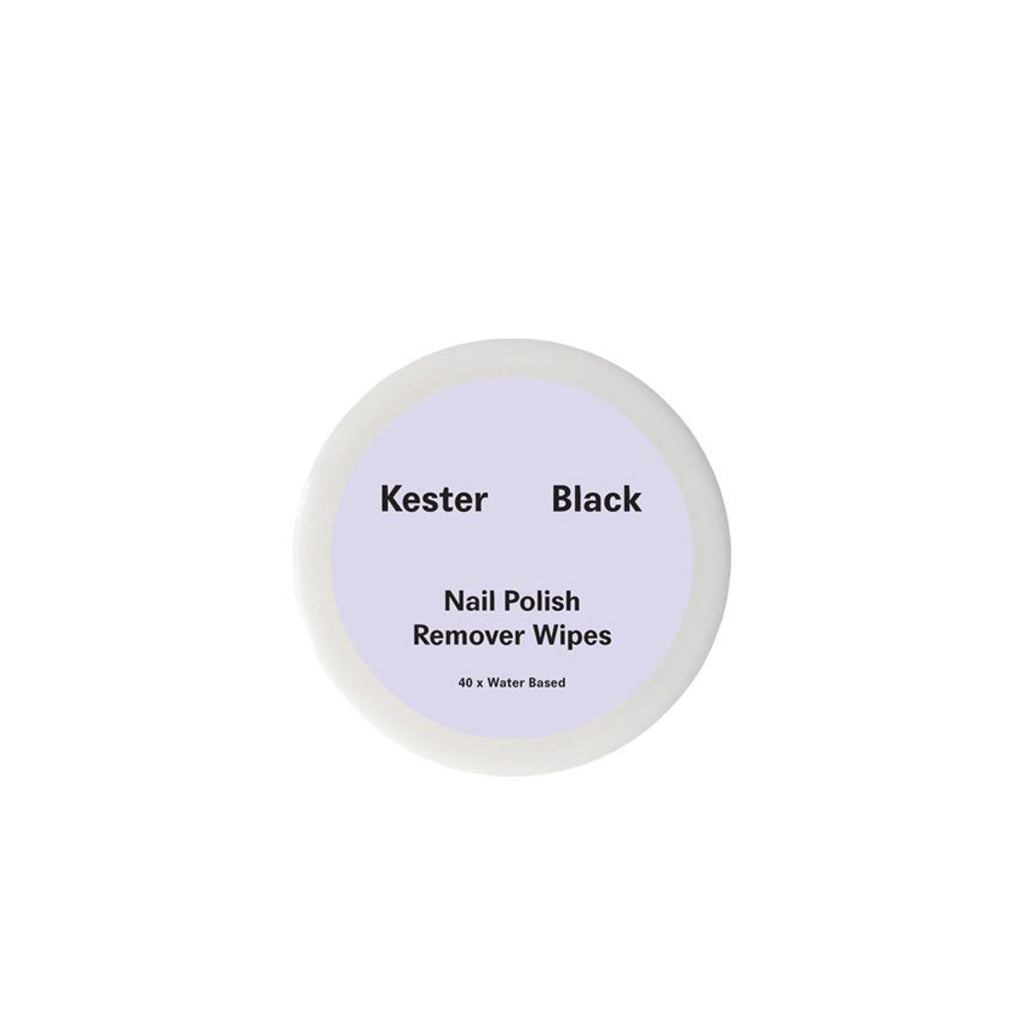 Kester Black Nailpolish Remover Wipes