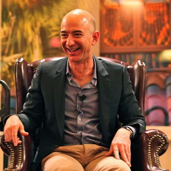 Jeff-Bezos-is-laughing