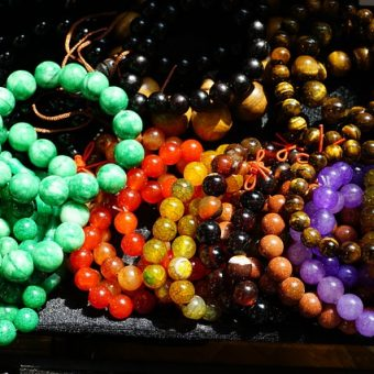 A-bunch-of-colored-bracelets
