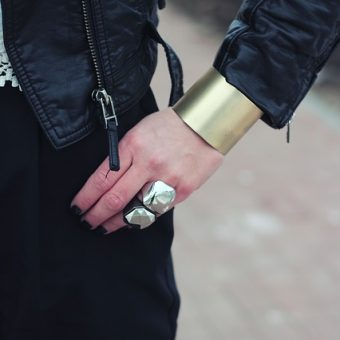 Girl-wears-bracelet-and-two-rings