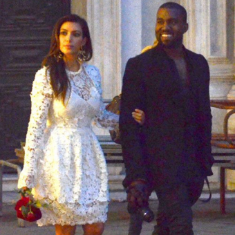 Kim-and-Kanye-are-a-happy-couple