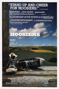 HS BASKETBALL COACH gene hackman HOOSIERS MOVIE POSTER sports ACTION  24X36
