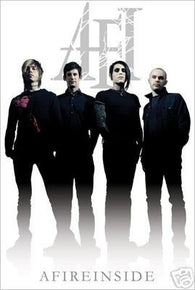 AFI Poster a Fire Inside Rare NEW HOT 24x36