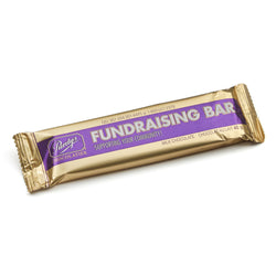 Milk Chocolate Bar, 40 g - Case of 100