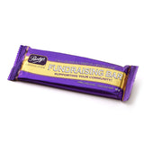 Dark Chocolate Bar, 40 g - Case of 100