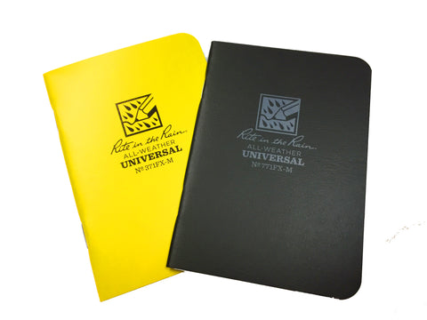 All-Weather Notebook - Mixed Two Pack