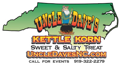 Uncle Dave's Kettle Korn NC