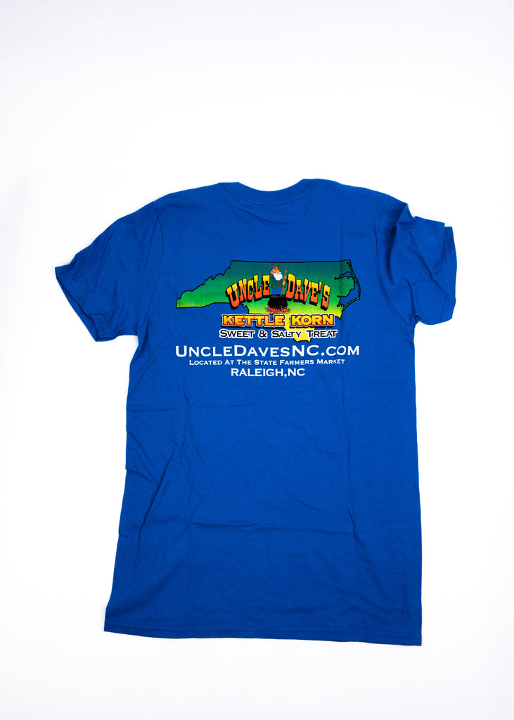Short Sleeve T-Shirts - Uncle Dave's NC