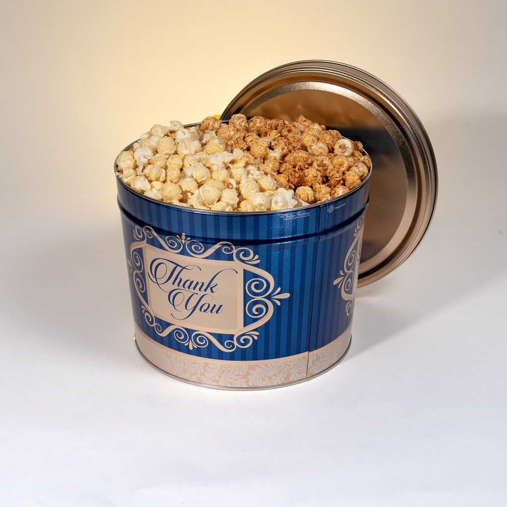 Jumbo Kettle Korn Tin (Up to 3 Flavors) - Uncle Dave's NC