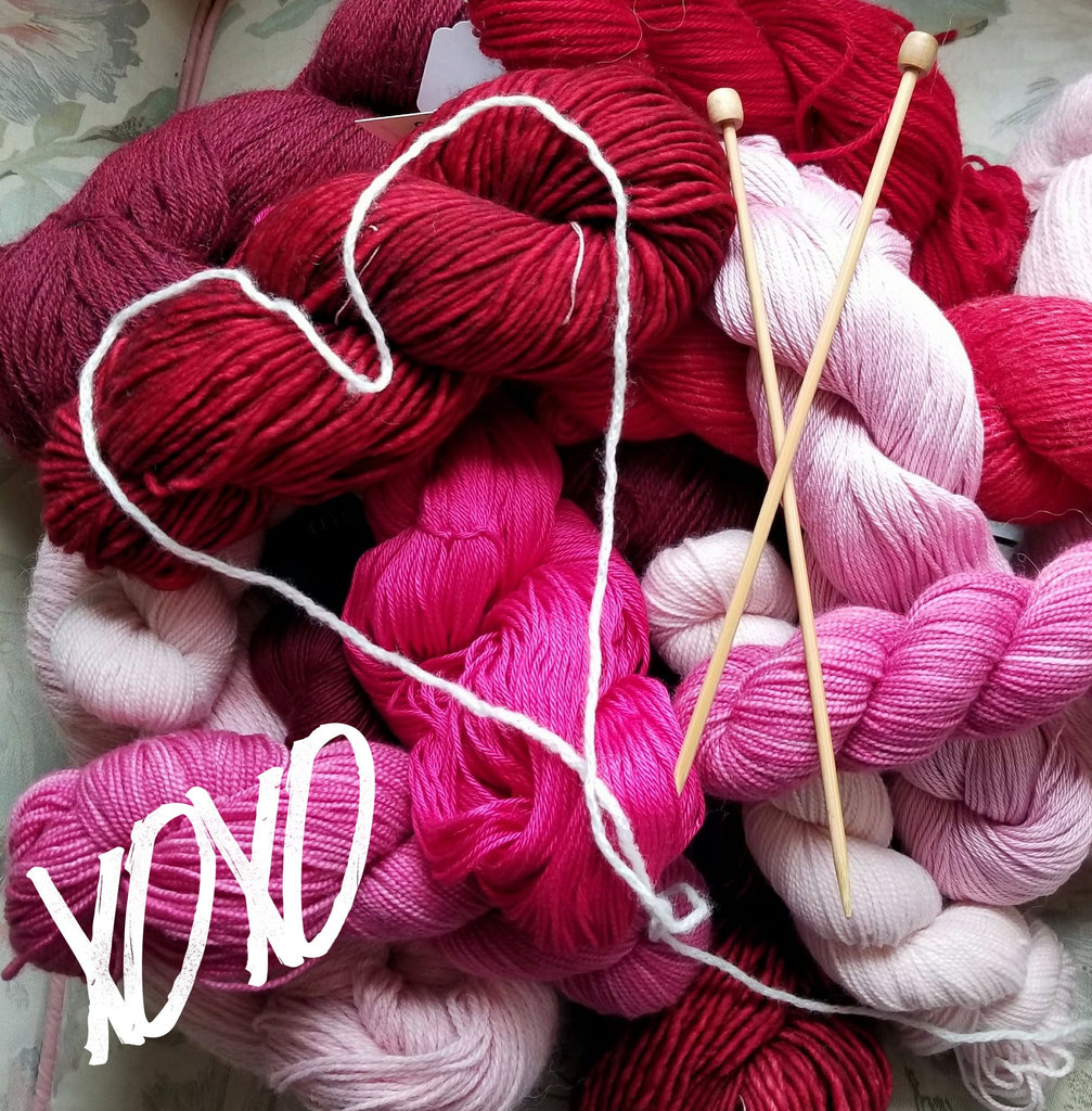 Knitting from the Heart