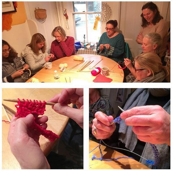 Tuesday Drop In Knitting/Crochet/Fiber at Vineyard Knitworks