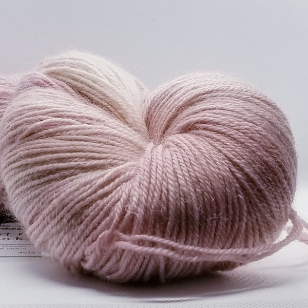 Palouse Yarn Company I Heart BFL! Sock