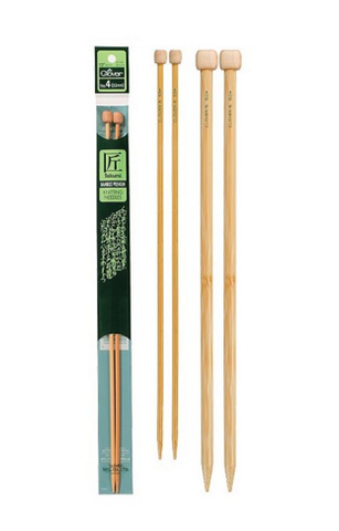 Takumi Bamboo Knitting Needles - 9""