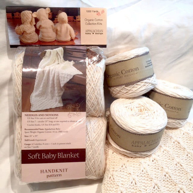 Appalachian Baby Soft Blanket Kit