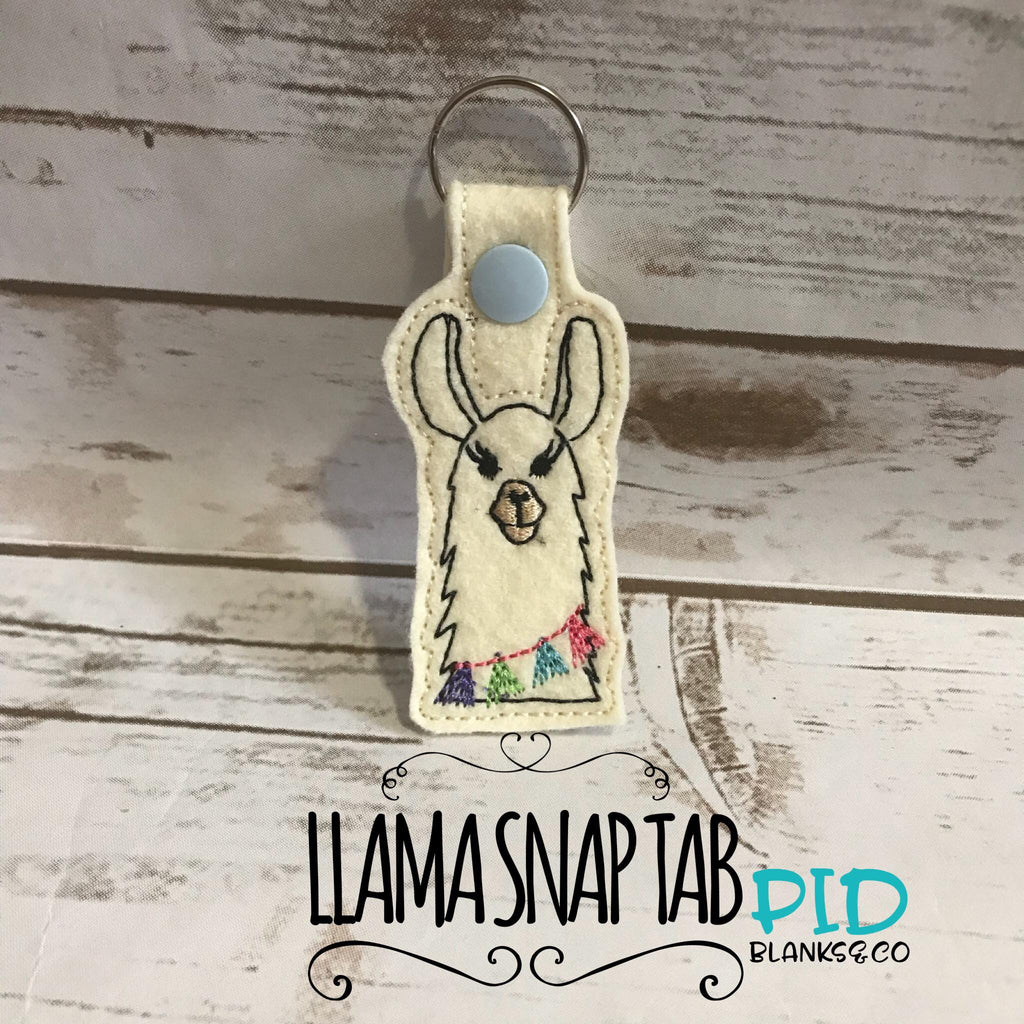 How to make a Llama Snap Tab