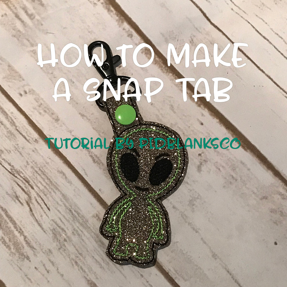 Tutorial - How to make a snap tab