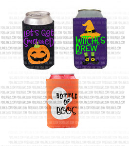 Halloween Drinks SVG*PNG Digital Download Bundle