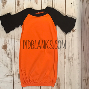 Halloween Infant Gowns In Stock