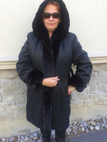 Blackgama Mink Coat